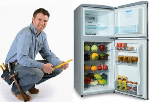địa chỉ bảo hành tủ lạnh Toshiba uy tín