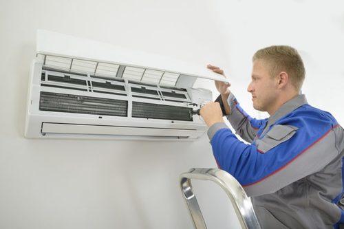 Di dời máy lạnh nhanh tại Lái Thêu