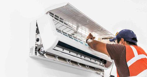 Sửa chữa máy lạnh Dĩ An