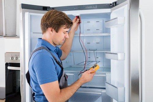 đơn vị bảo hành tủ lạnh Sanyo tận nơi