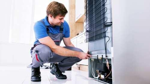 dịch vụ sửa chữa tủ lạnh Sharp uy tín