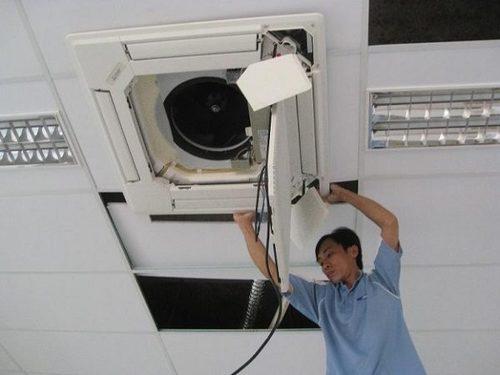 Lắp đặt máy lạnh chuyên nghiệp Tân Uyên