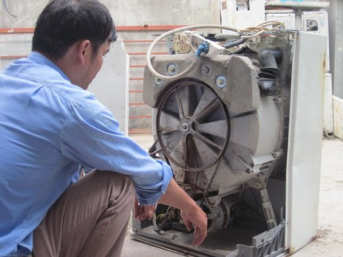 sửa chữa máy giặt Sharp tại Đồng Nai