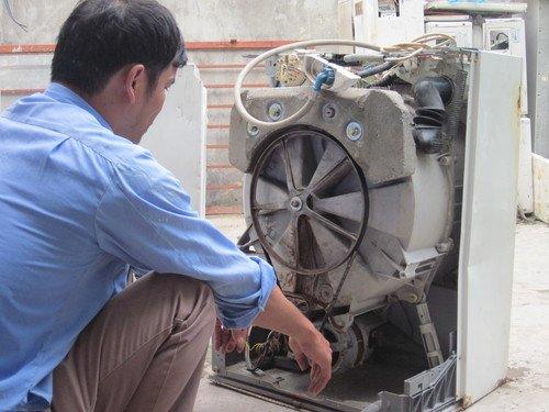bảo hành máy giặt Aqua tại Đồng Nai