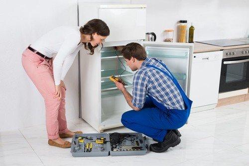 sửa chữa tủ lạnh Sanyo uy tín