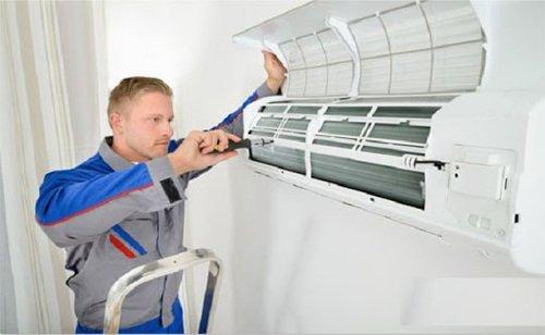 dịch vụ sửa chữa máy lạnh Sharp uy tín